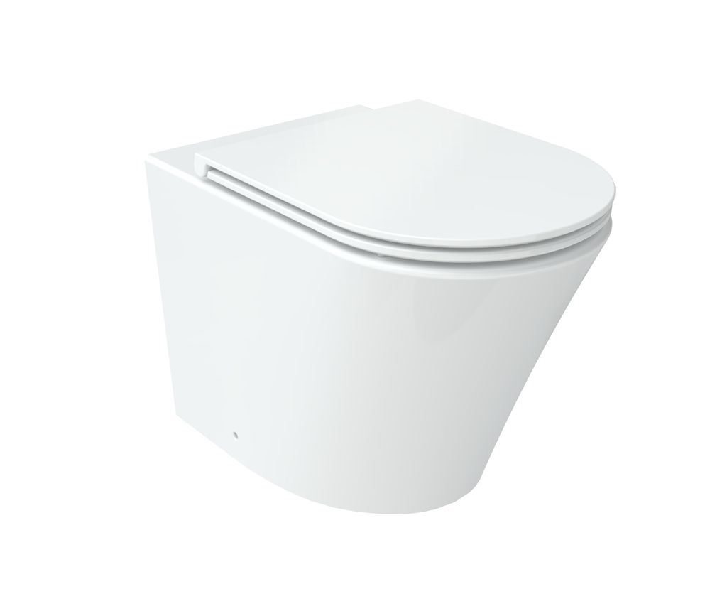 stand wc inkl soft close sitz btw 6013 glasdeals. Black Bedroom Furniture Sets. Home Design Ideas