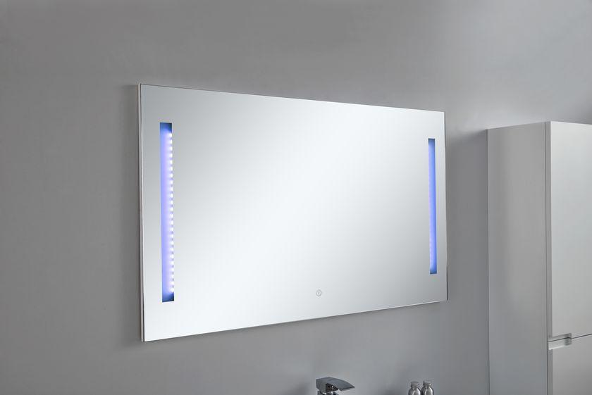 LED-Spiegel ALBA in weiß