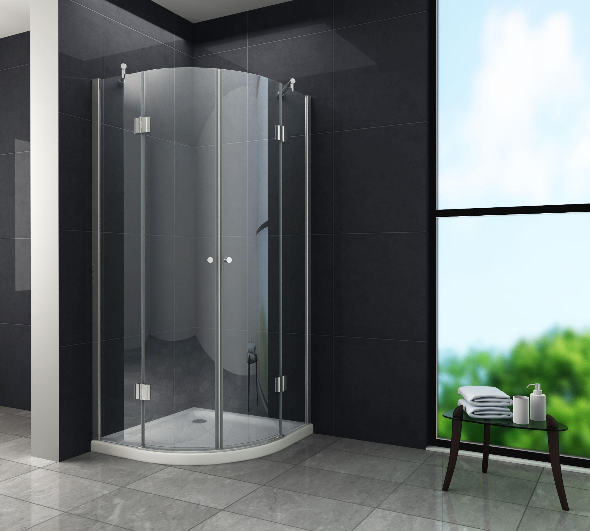 Duschkabinen ohne Duschtasse - Glasdeals