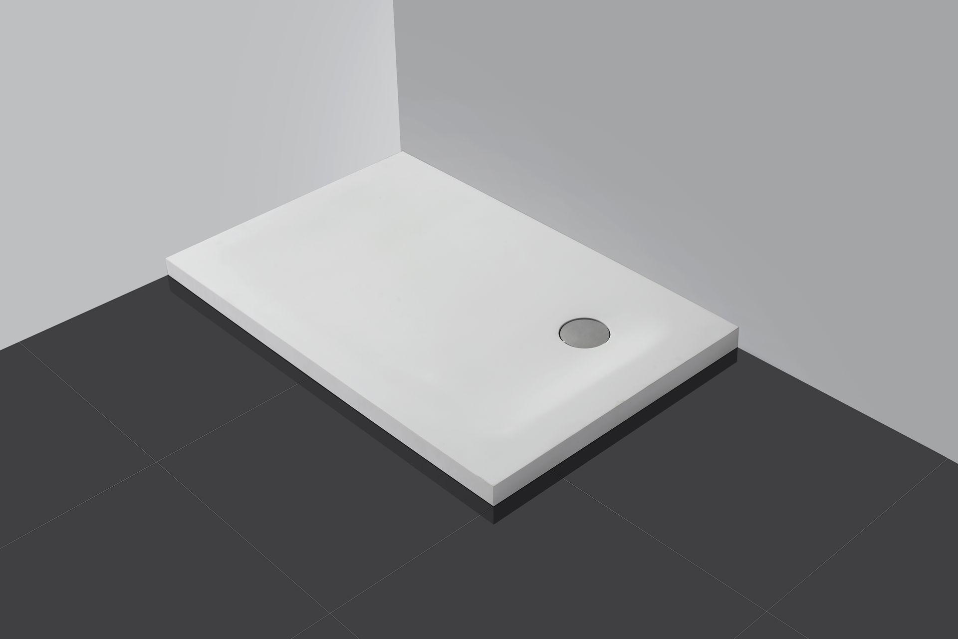 mineralguss duschtasse 120 x 90 x 5 cm glasdeals. Black Bedroom Furniture Sets. Home Design Ideas