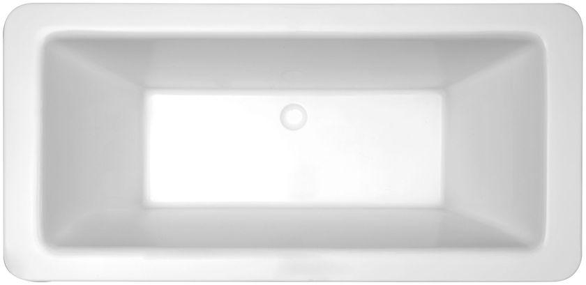 Acryl-Badewanne 170 x 84 cm / EW-1005