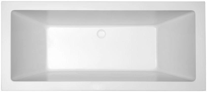Acryl-Badewanne 178 x 80 cm / EW-2005