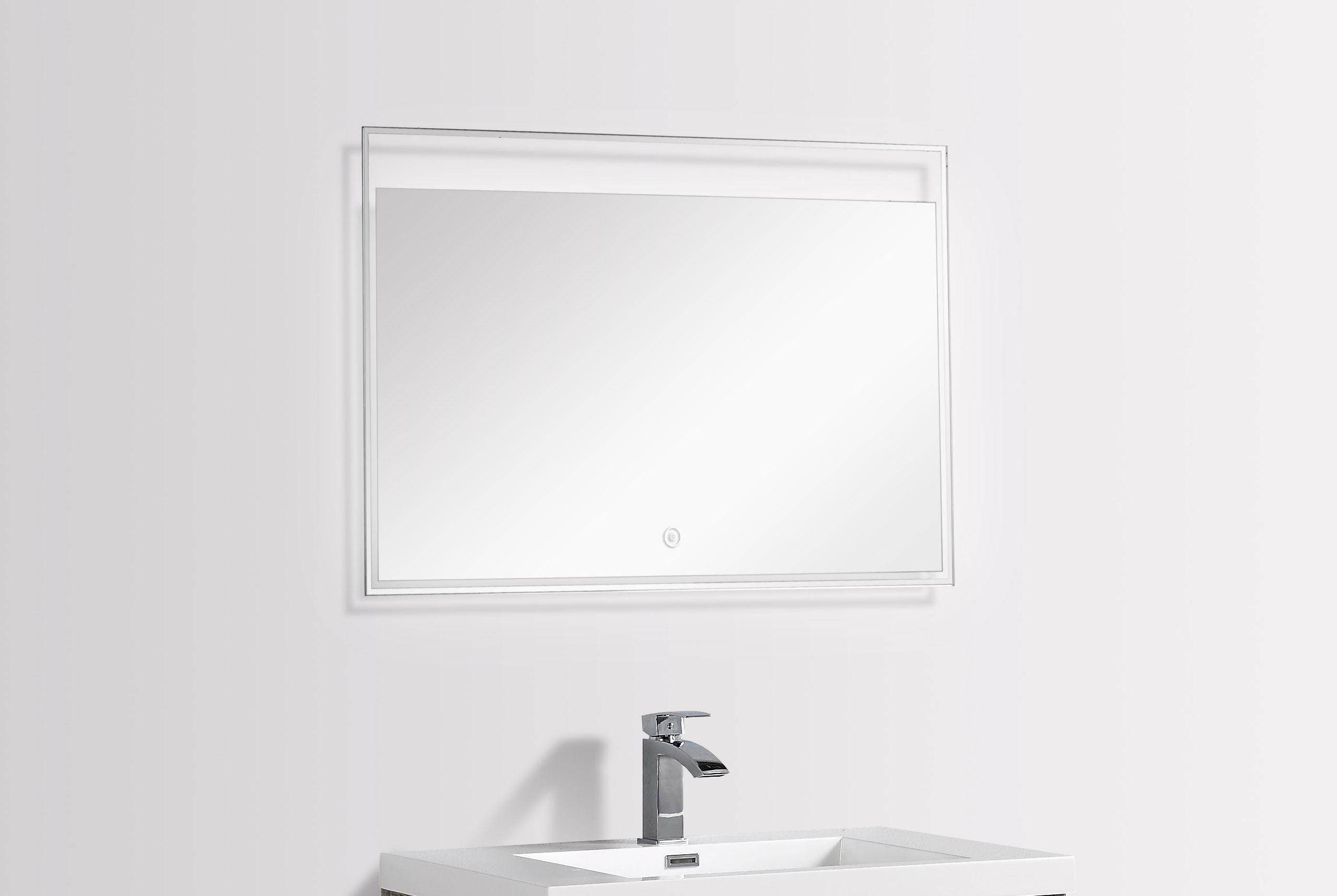 LED Badspiegel FRONTERA 80
