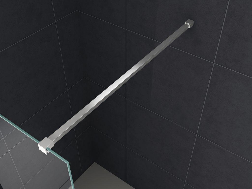 140 cm SLIM-DESIGN-Haltestange für Duschwände