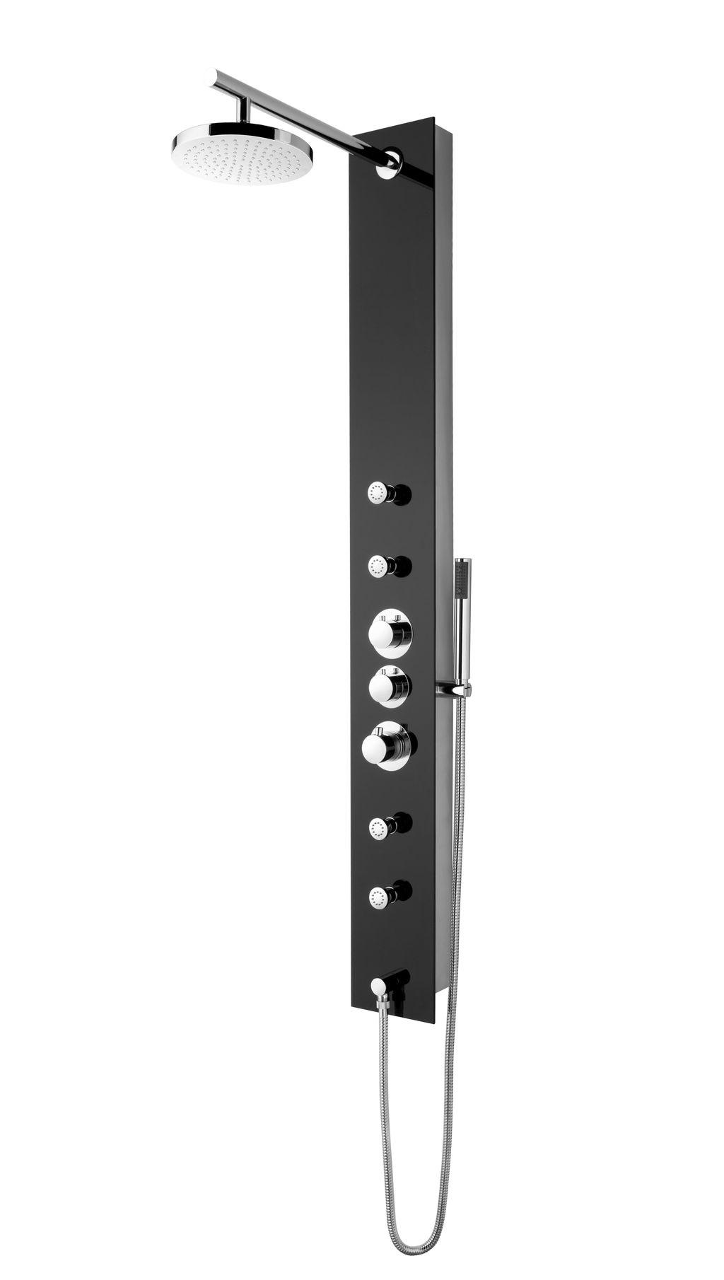 Designer Duschpaneel Luxo-LP091