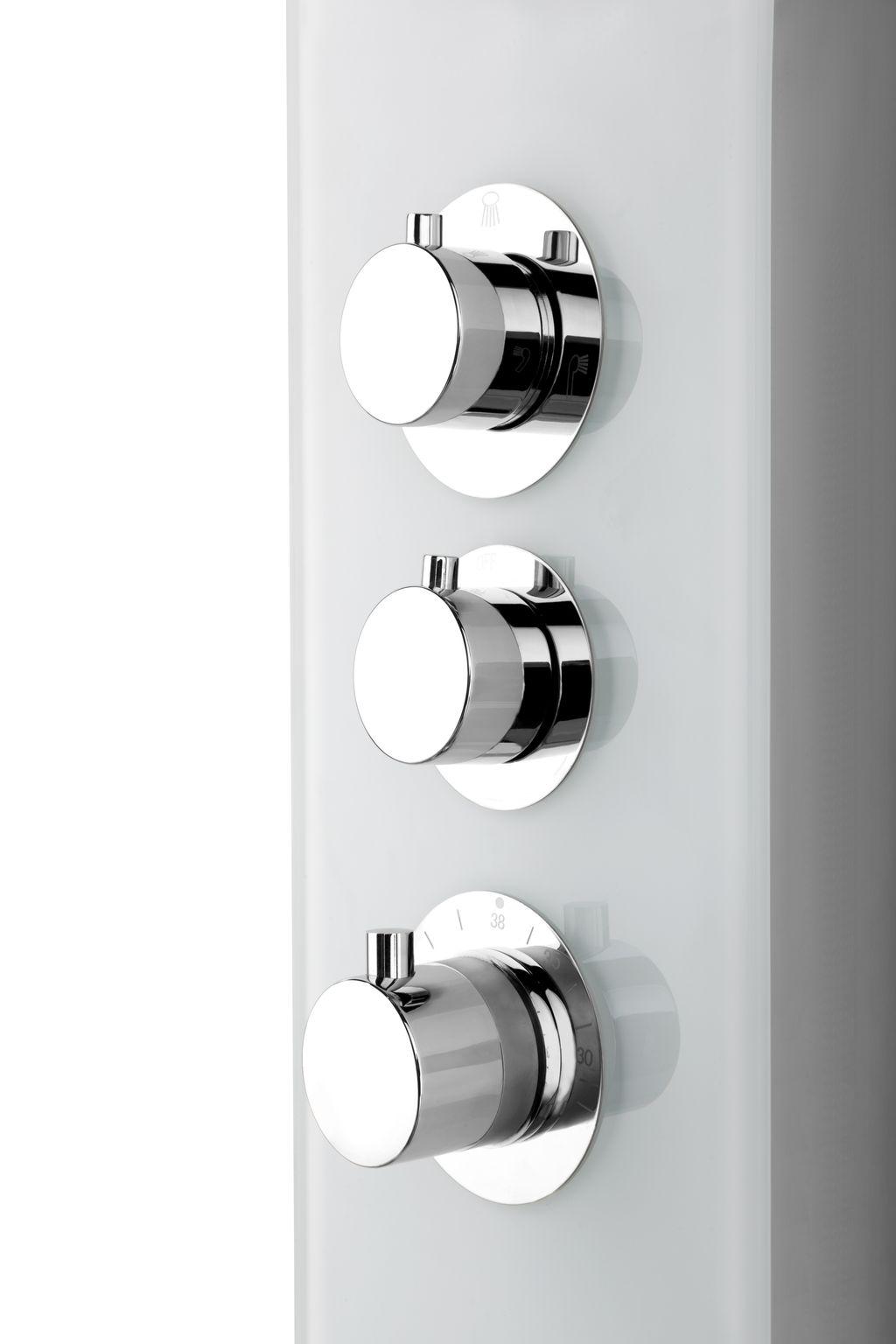 Designer Duschpaneel Luxo-LP095
