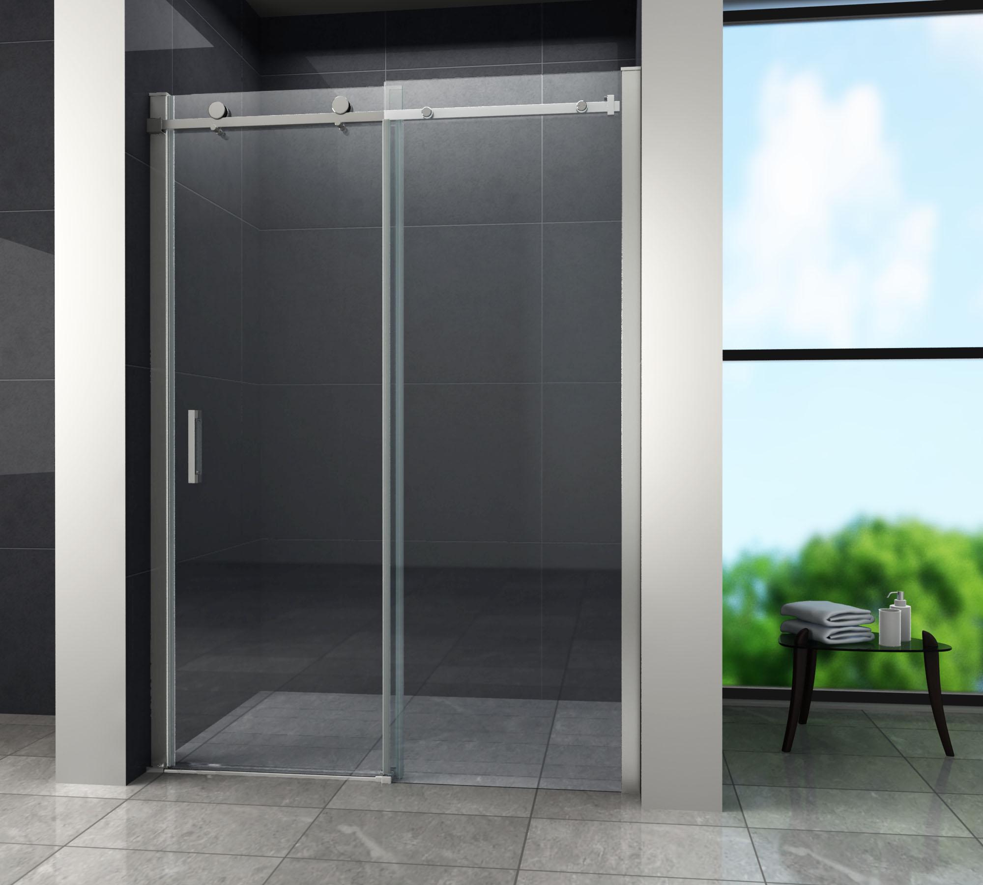 duschkabine bararo 80 x 80 x 195 cm glasdeals. Black Bedroom Furniture Sets. Home Design Ideas