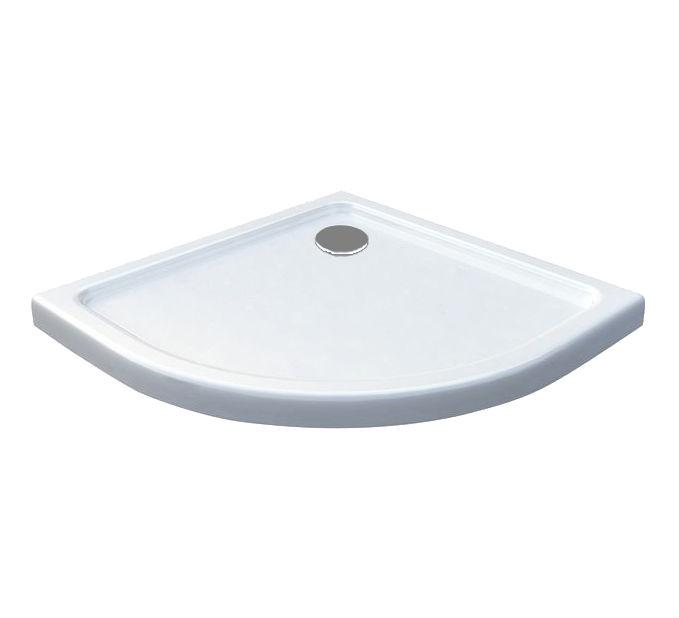 50 mm Duschtasse 80 x 80 cm (Viertelkreis)