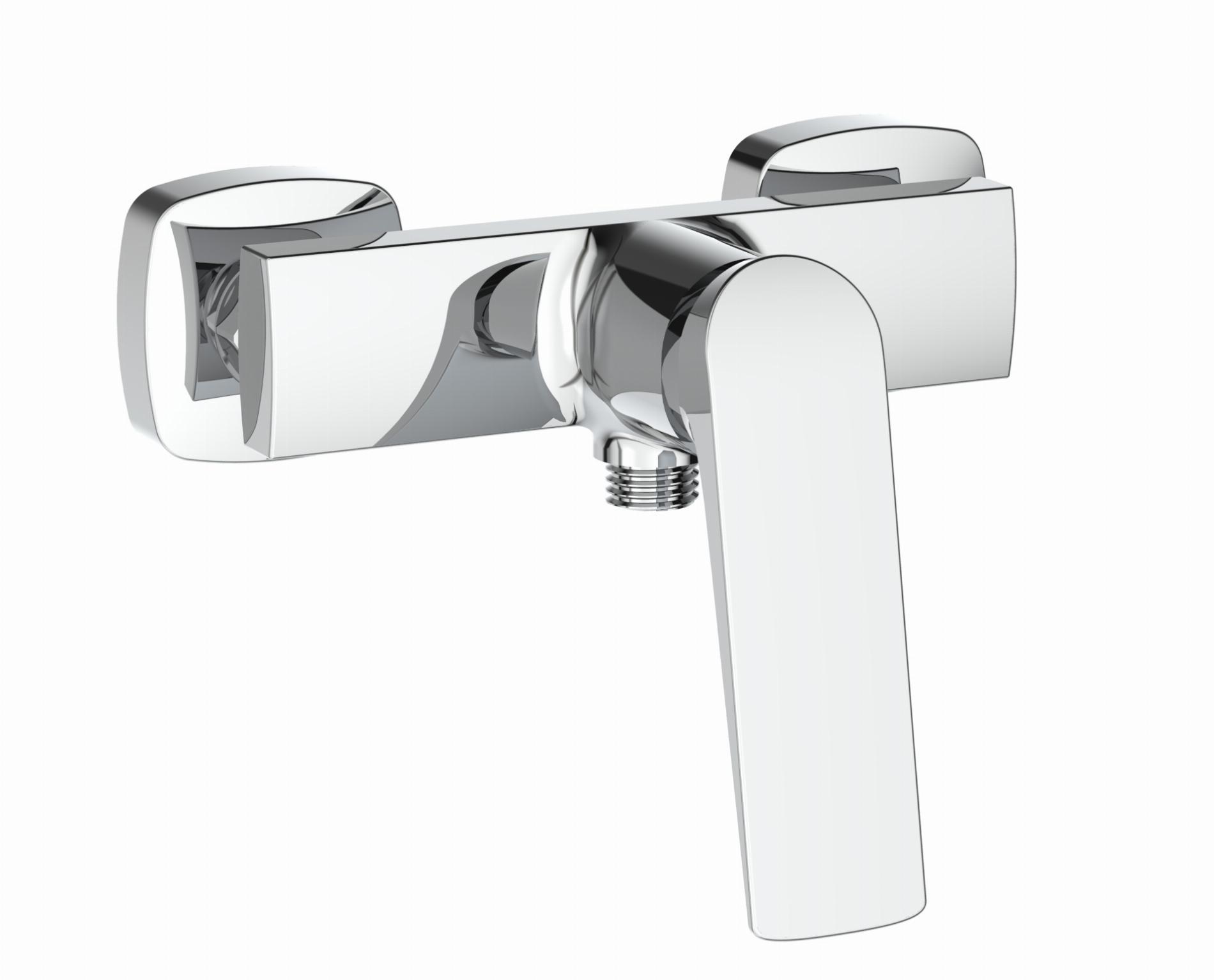 Einhebel-Duscharmatur CROC