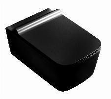 Spülrandloses Wand-WC inkl. Soft-Close Sitz WHR-6142