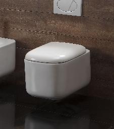 Wand-WC inkl. Soft-Close Sitz WH-6161