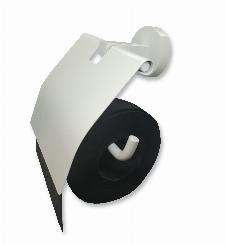 BLANCOLUX Toilettenpapierhalter mit Deckel