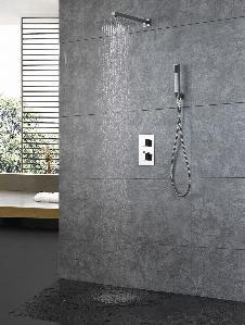 Unterputz Thermostat-Duschsystem CONCO-S