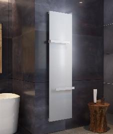 Badheizkörper LIANO in 180 x 45 cm (Mittelanschluss, weiß)