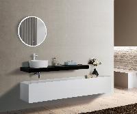 2-tlg. Badmöbel Unterschrank TOTALO 220 ohne Waschtisch